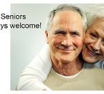 Seniors Always Welcome for Reiki
