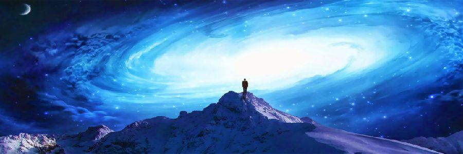 Man on Mountain Reiki